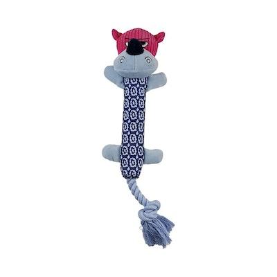 Hamish McBeth Hippo Dog Toy