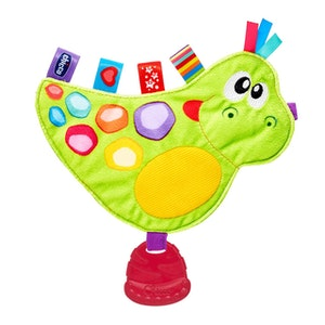 Chicco DINO ARTHUR TACTILE RATTLE
