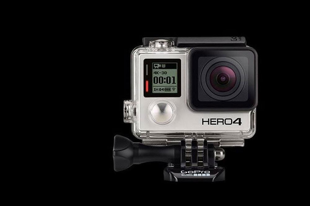 Die neue GoPro Hero4 - Smarter, Better, Faster, Stronger