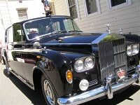 The GGs Rolls Royce Phantom V1 1970 model