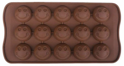 Raw Pawz Silicone Mould - Smiley Face