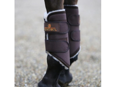 Kentucky Turnout Boots - Leather