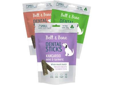 Bell and Bone Dental Treats Bundle - 3 Pack