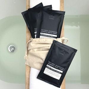 Magnesium Bath Tonic Variety 4-Pack
