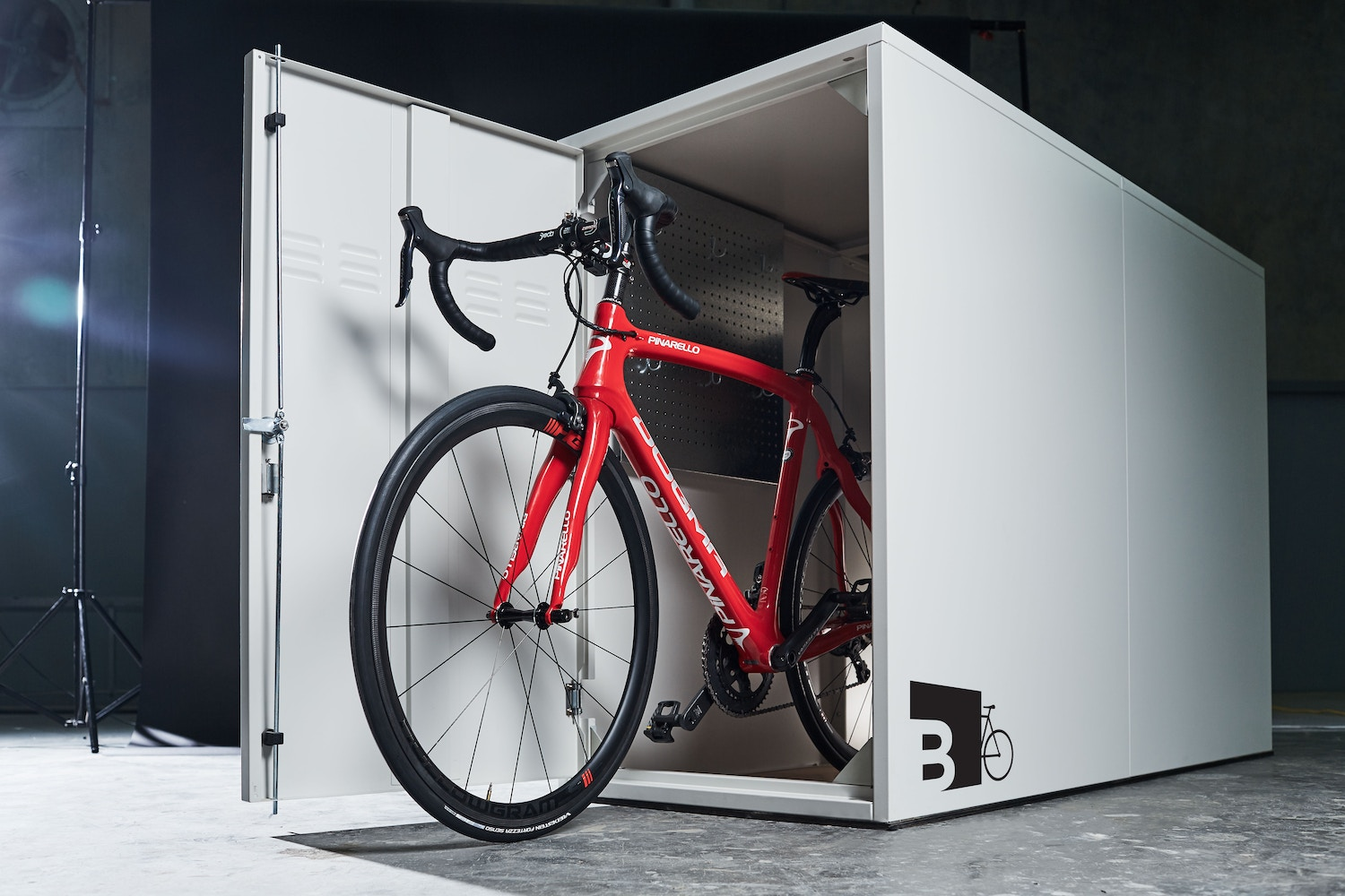 Providing a New Way to Store Your Bike: Apartment B, an Australian start-up