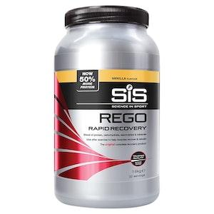 SiS REGO Rapid Recovery Tub 1.6Kg Vanilla