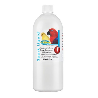 Vetafarm Spark Liquid Concentrate Energy Electrolyte Bird - 6 Sizes