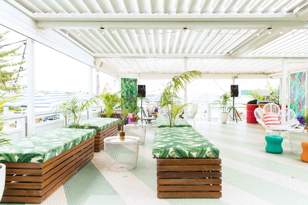 Watsons Bay Boutique Hotel Palm Furniture