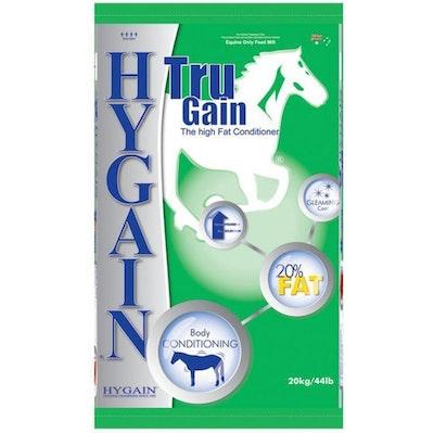 Hygain Tru Gain Horses High Fat Slow Release Conditioner 20kg