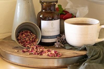 resonance tea BLOOM Tea Blend BioPak