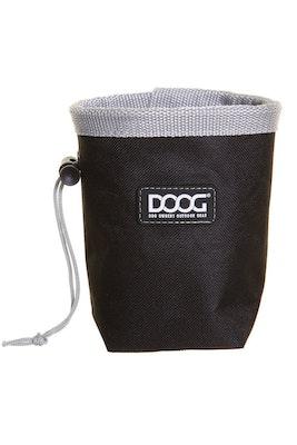 Doog Good Dog Treat Pouch Black - (Small)