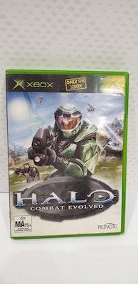Halo combat evolved xbox