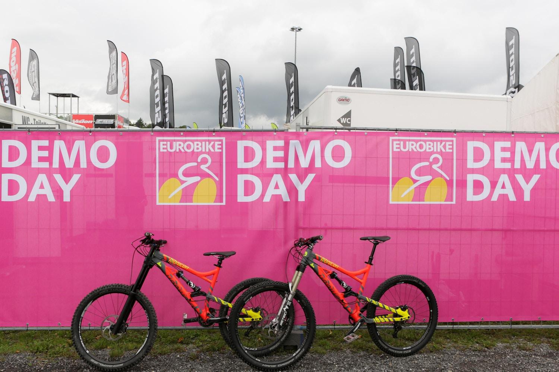 Demo Day 2014 auf der Eurobike