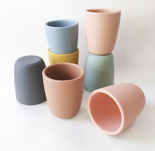 Dove and Dovelet Silicone Training Cup