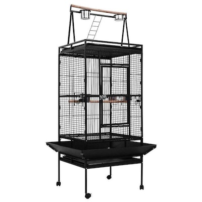 House of Pets Delight Pet Bird Cage with Perch