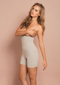 Plie Australia Postpartum Support Emana High Waist Shorts