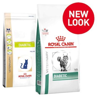 Royal Canin VET Diabetic Dry Cat Food