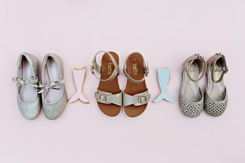 LENZO Betts Kids Summer Shoes Beach