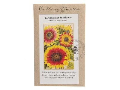 Backyard Garden Enthusiast Earthwalker Sunflowers, Helianthus annuus