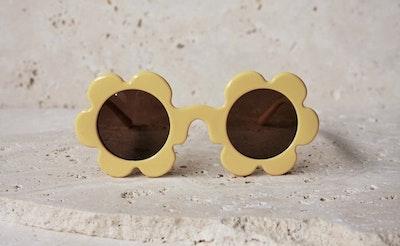 Daisy Sunglasses - Banana Split
