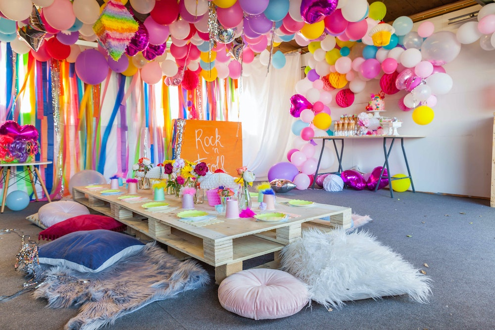 Trolls Disco Kids Party