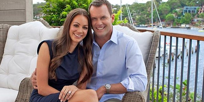 Congratulations to the new parents, Tom Williams and his fashion designer wife Rachel Gilbert!