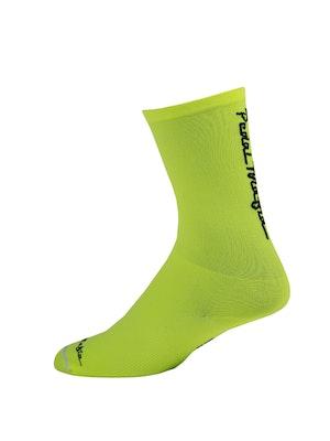 Pedal Mafia Sock - HV Yellow