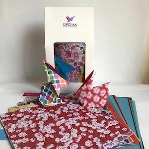 Origami World Origami Rabbit DIY Kit – In Display Gift Box 2021