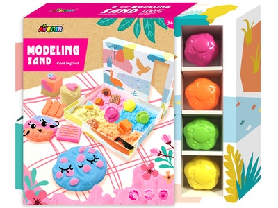 Avenir - Modelling Sand - Cooking Set