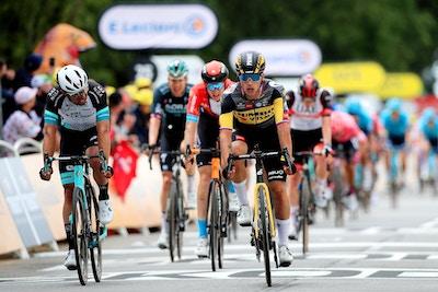 Matthews Inicia el Tour de Francia con un Ataque Ambicioso - Etapa 1 del Tour de Francia 2021