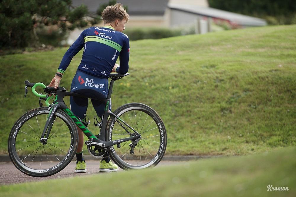 Wij zijn ORICA-BikeExchange