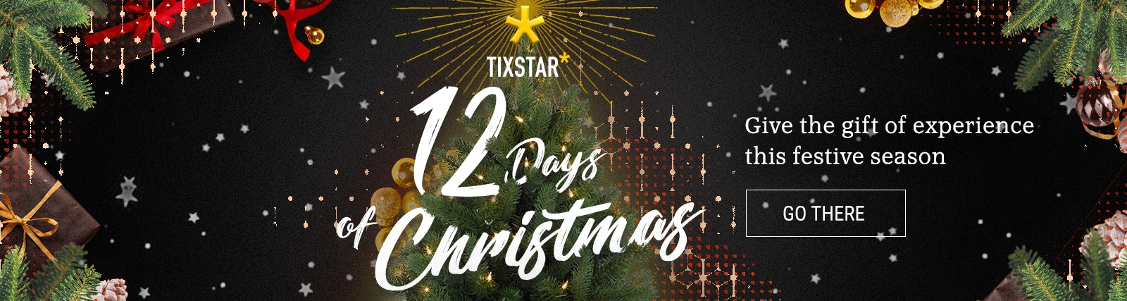 TIXSTAR 12 Days of Xmas