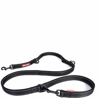 Ezydog Vario 6 Multi Function Dog Lead Black