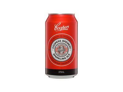 Coopers Sparkling Ale Can 375mL