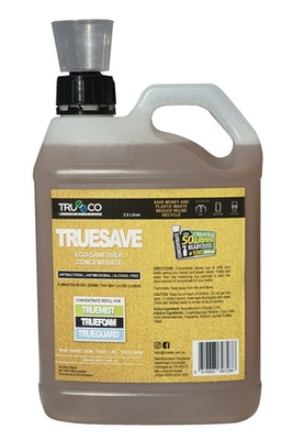 Trueeco TRUESAVE CONCENTRATE 2.5L (Creates 50 Litres READY2USE)