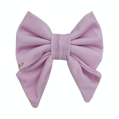 Swanky Paws Pink Sailor Bow