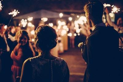 Die Musik auf der Hochzeitsfeier – die Mischung macht's