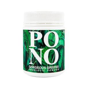 PONO Broad Spectrum Probiotic - Gorgeous Greens