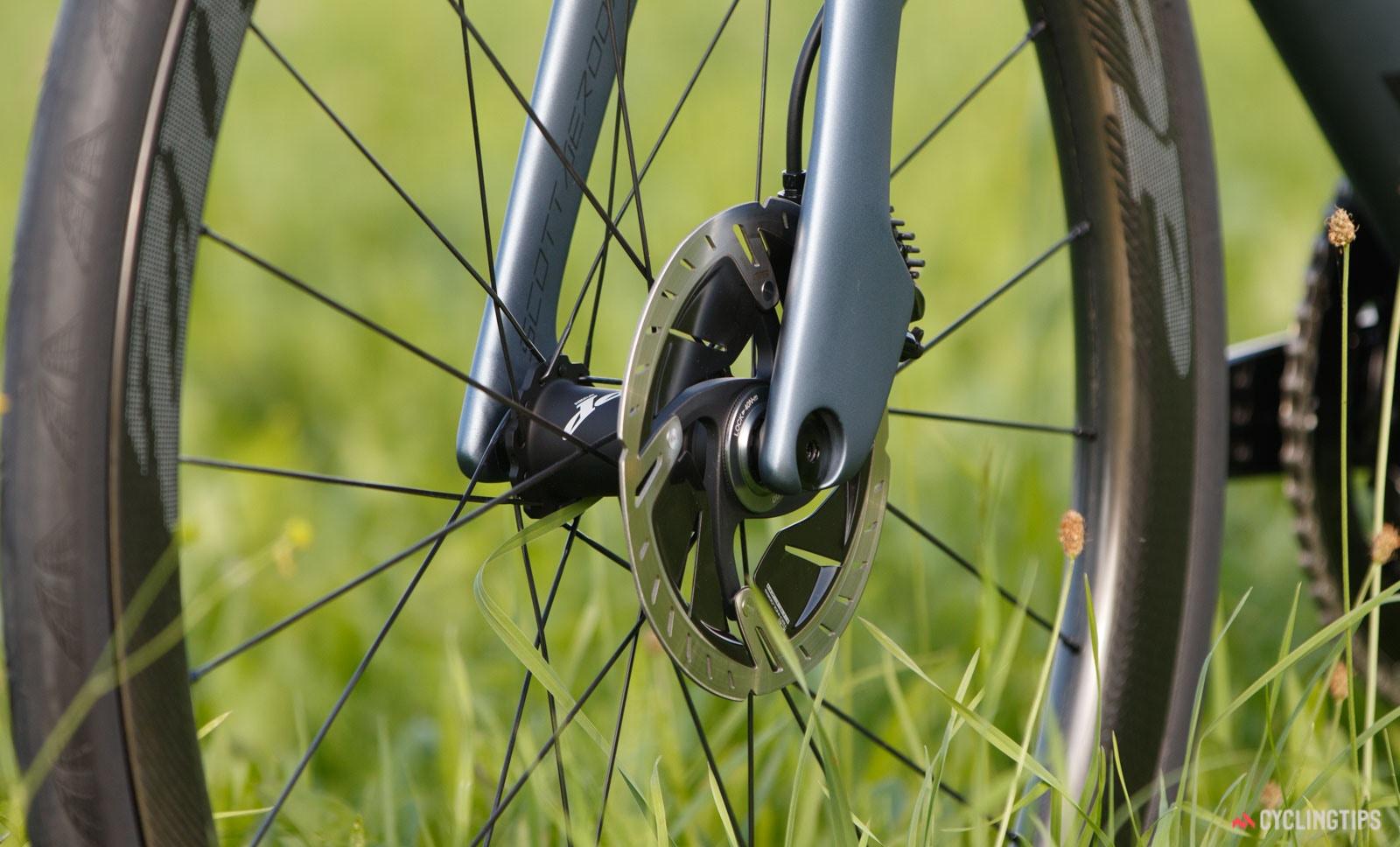 Rennrad mit Scheibenbremsen: Alle Fragen & Antworten | BikeExchange