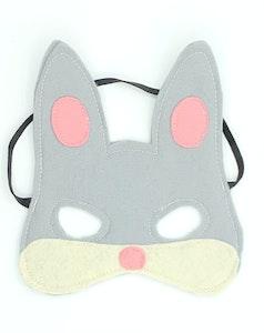 Wool Felt Rabbit Masks