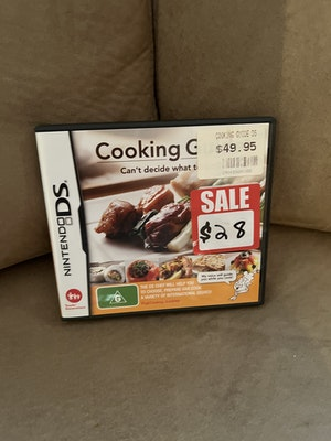 Nintendo DS Cooking Guide