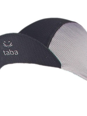 Taba Fashion Sportswear Gorra Ciclismo Malla Gris Negro