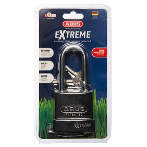 ABUS Extreme Outdoor Weatherproof Padlock ABUS High Security Padlock 83WP63HB63NC