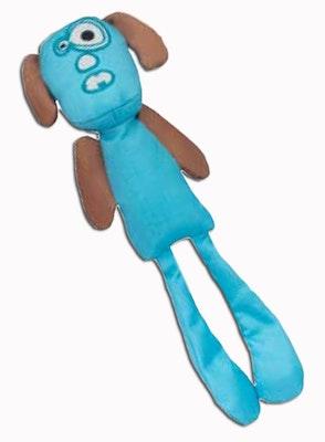 Ahs Longshots Ballistic Moondoggie Interactive Dog Toy - 2 Colours