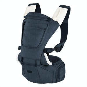 Chicco Carrier: 3in1 Hip Seat Carrier Denim