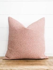 Cushion Cover - Blushing Fawn