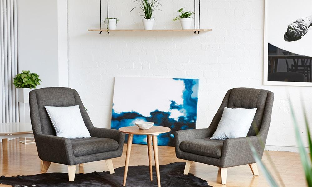 Silla Furniture's New Showroom