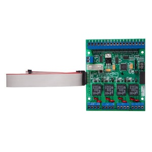 CS Technologies 12 Input and 4 Relay Output Expansion Board