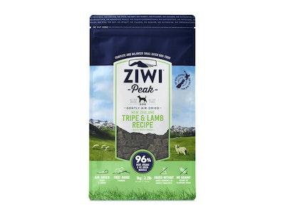 Ziwi Peak Air Dried Dog Food Tripe & Lamb