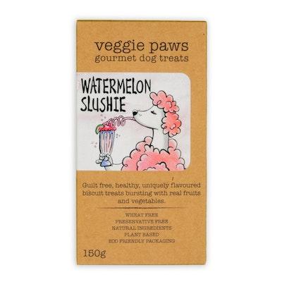 Veggie Paws Watermelon Slushie 150G